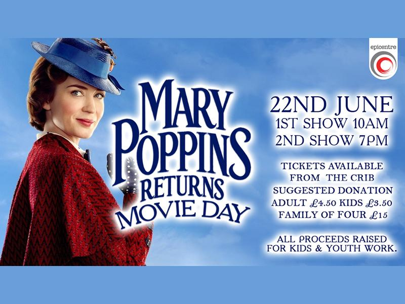 Strathaven Mary Poppins Movie Day