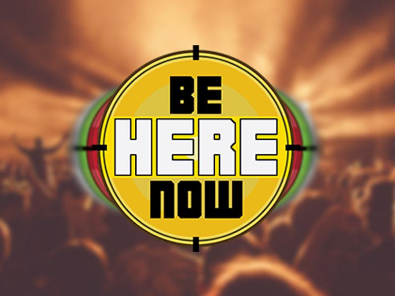 Be Here Now Paisley All-Day TribFest