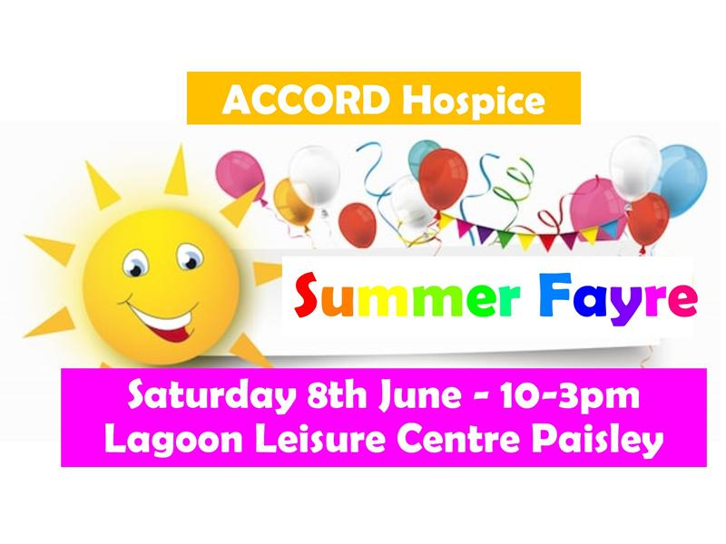 ACCORD Hospice Summer Fayre