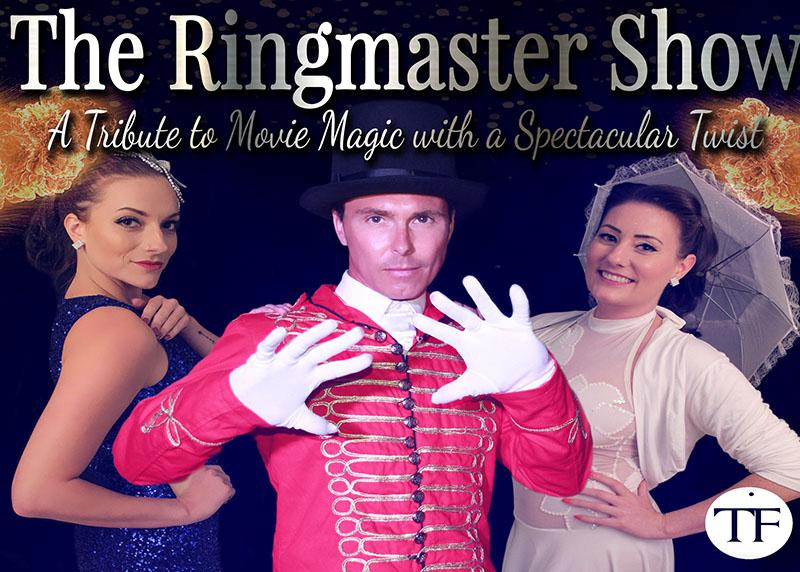 The Ringmaster Show: The Greatest Showman Tribute