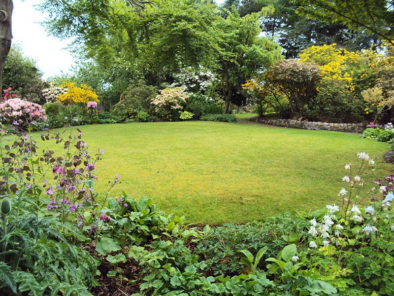 Scotland's Gardens Scheme Open Garden: Kilsyth Gardens