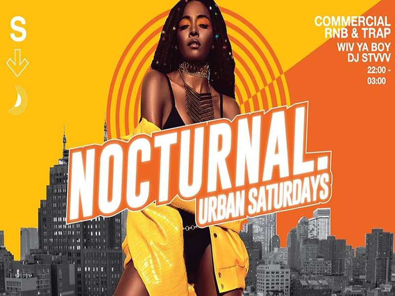 Nocturnal Urban Saturdays
