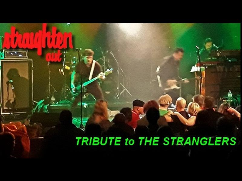 Straighten Out - The Premier Stranglers Tribute