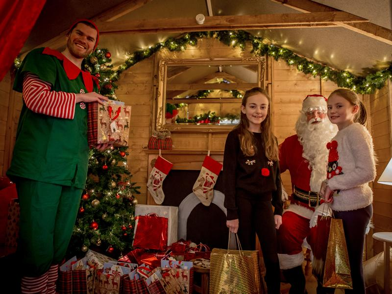 New Lanark has Christmas all wrapped up this winter