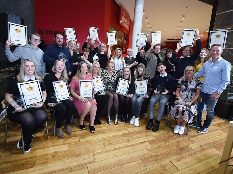 Over 4000 shoppers take part in St. Enoch Retail Awards