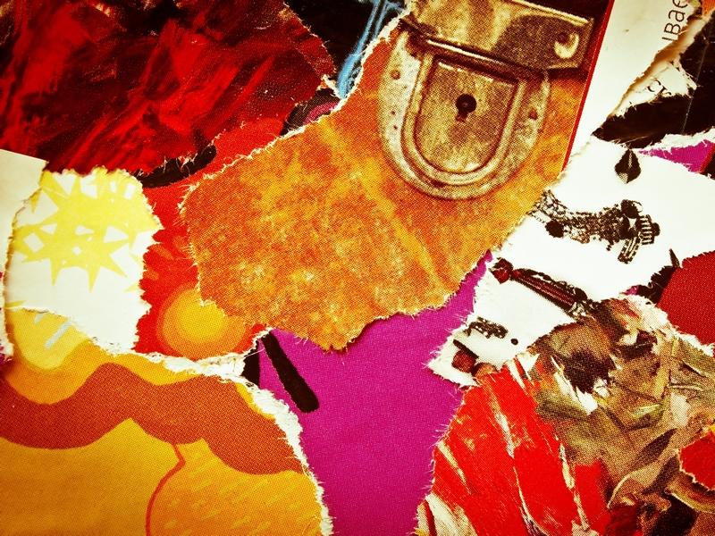 Cubist Collage