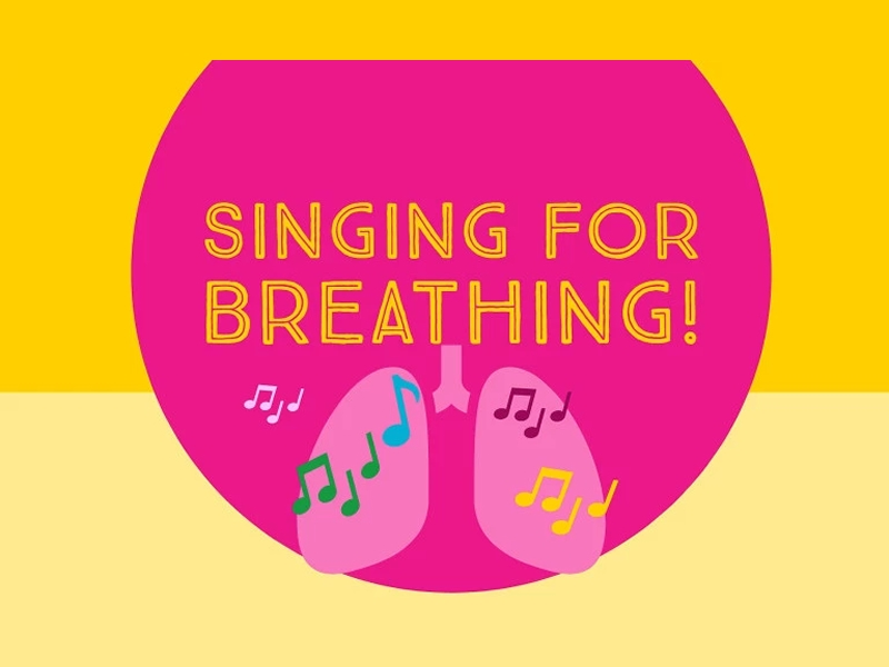Singing for Breathing!