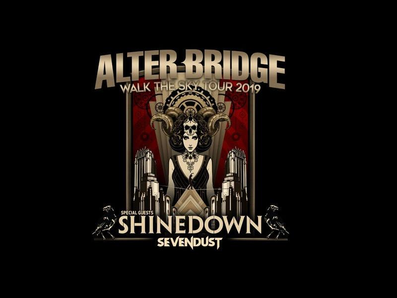 Alter Bridge + Shinedown