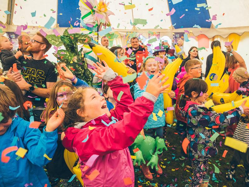 Rewind Festival announces fun filled family friendly activities!