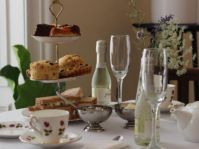 The Tarot Afternoon Tea Experience