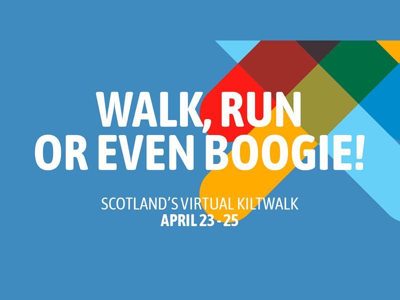 Scotland's Virtual Kiltwalk