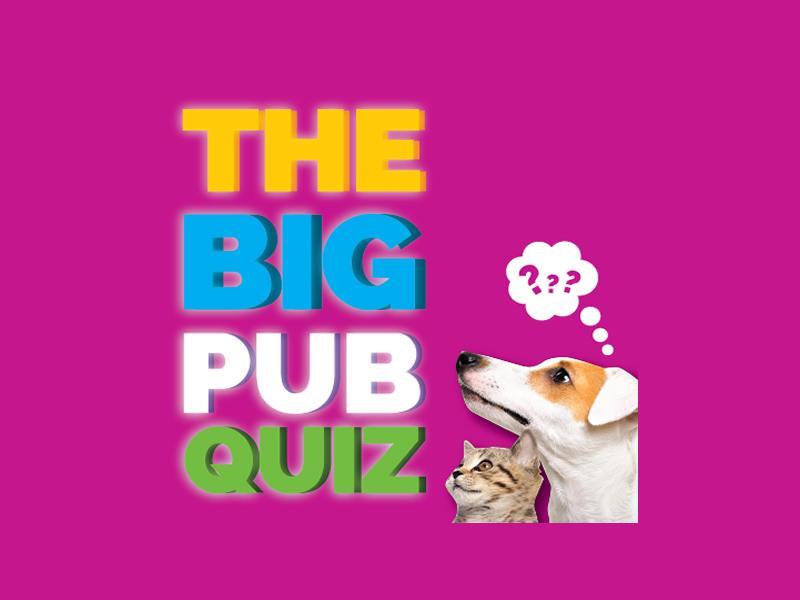 The Big EDCH Pub Quiz