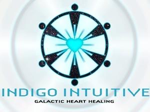 Indigo Intuitive Galactic Heart Healing