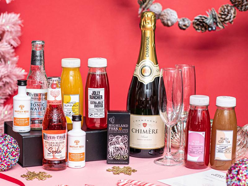Glasgow Cocktail Collective launches new festive drinks bundles