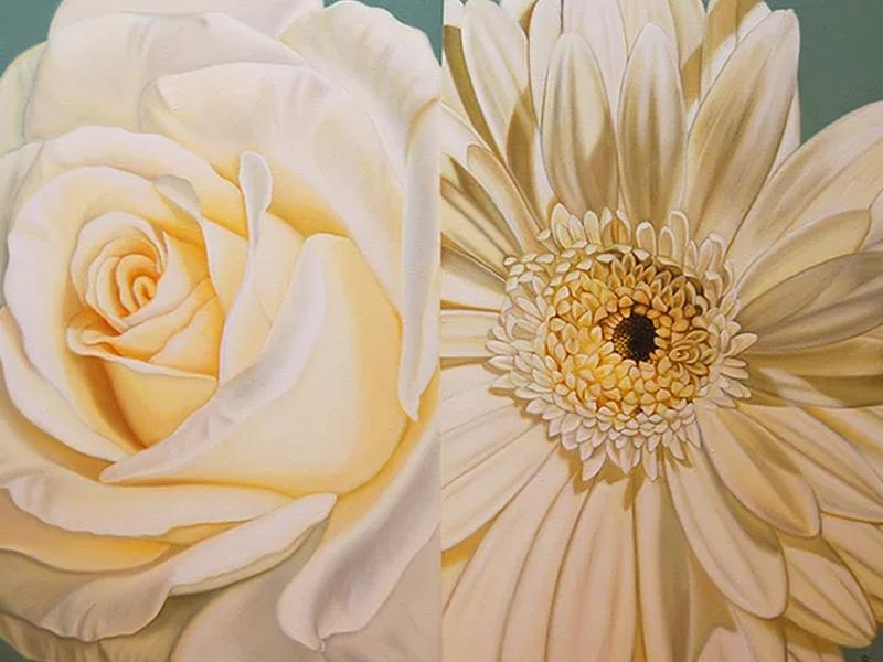 Still Life and Flower Painting Course: Block 2