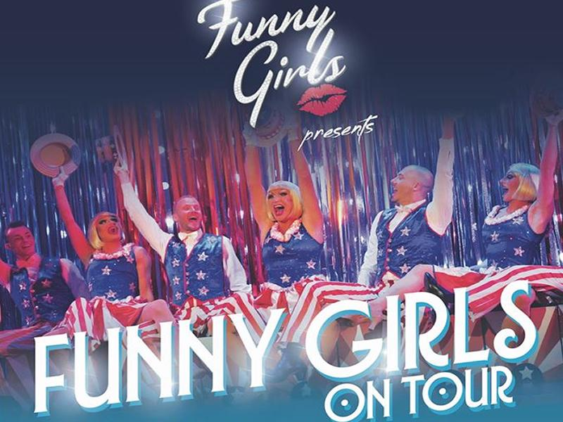 Funny Girls on Tour - CANCELLED