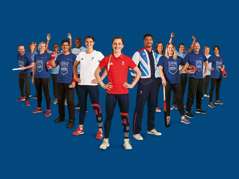 Team GB and Toyota excited by return of I Am Team GB this August Bank Holiday weekend