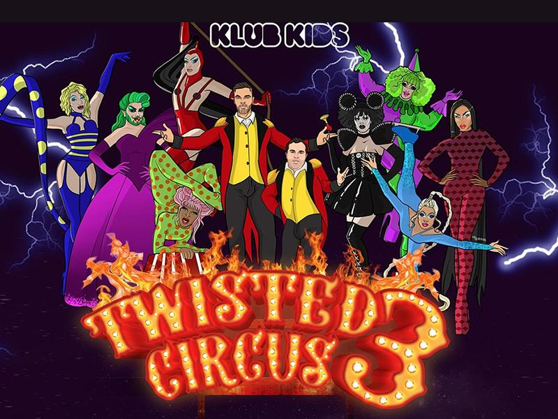 Twisted Circus 3