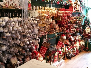 The Olde Christmas Shoppe Stirling