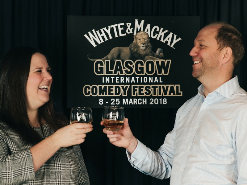 GICF and Whyte & Mackay announce new headline sponsorship for 2018
