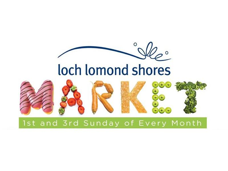 The Market at Loch Lomond Shores