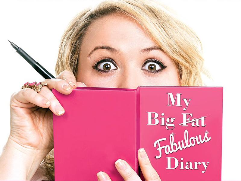 Leah MacRae - My Big Fat Fabulous Diary
