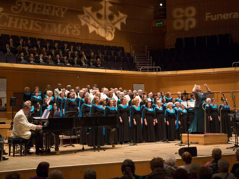 Glasgow Phoenix Choir: A Christmas Celebration