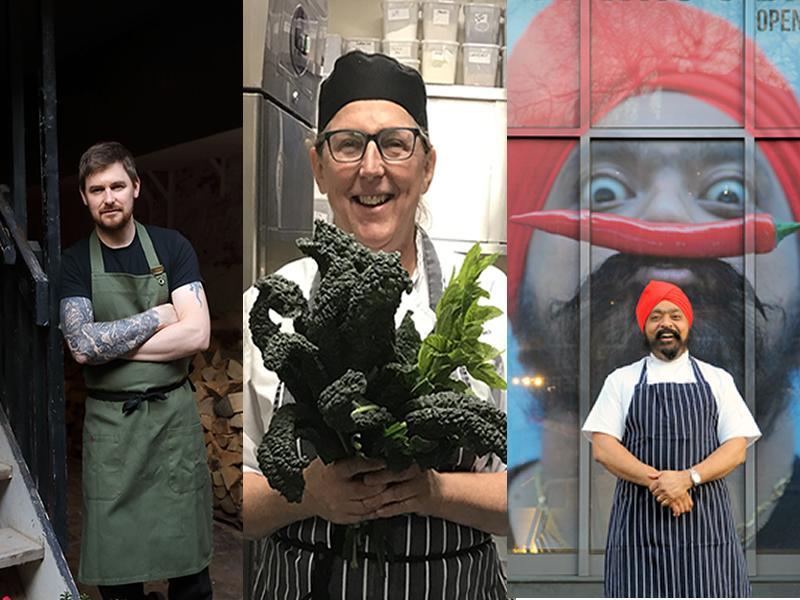 Leading Scottish Chefs support funding bid to bring Salt Harvesting back to East Neuk