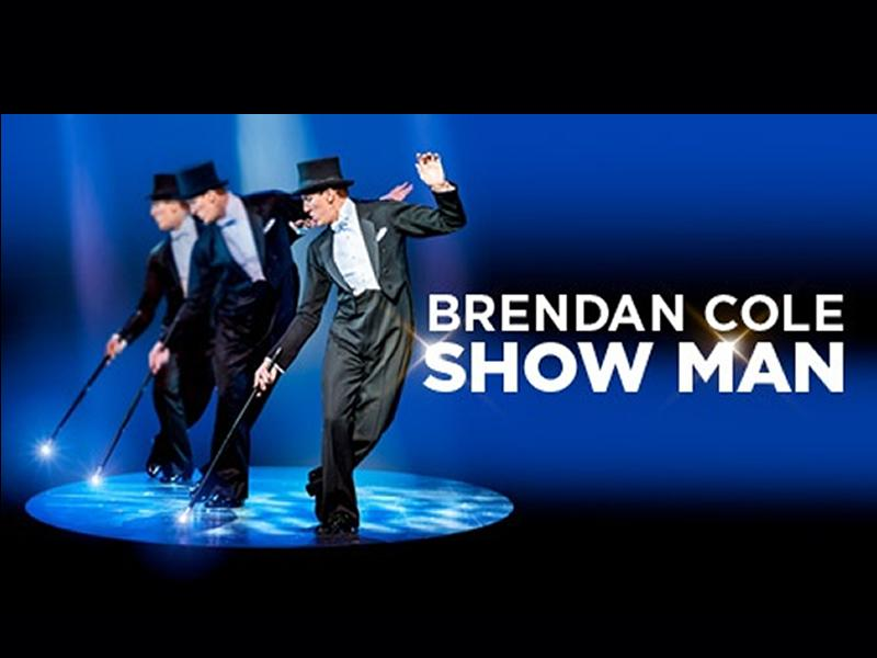 Brendan Cole: The Show Man