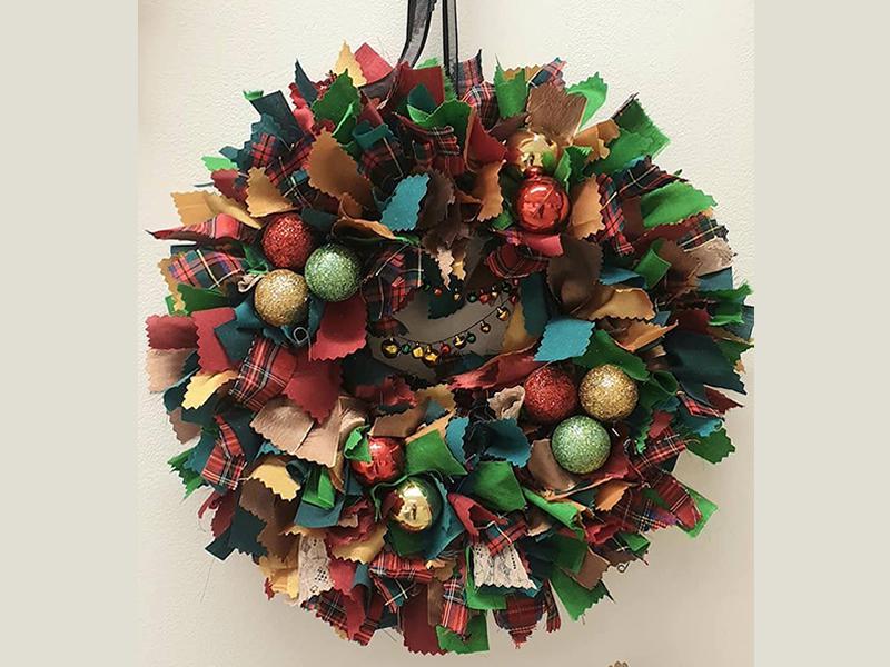 Festival Wreath Making - Christmas Workshop