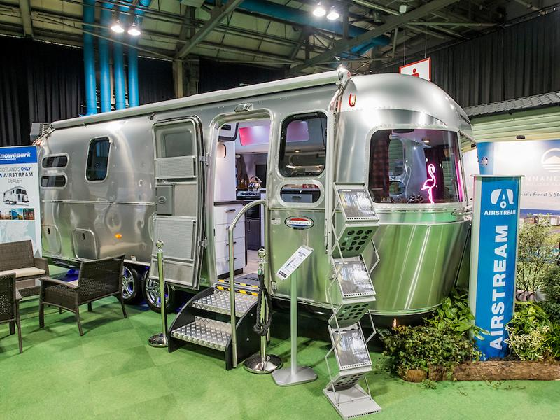 Holiday planning made easy... The Scottish Caravan, Motorhome & Holiday Home Show returns in 2019