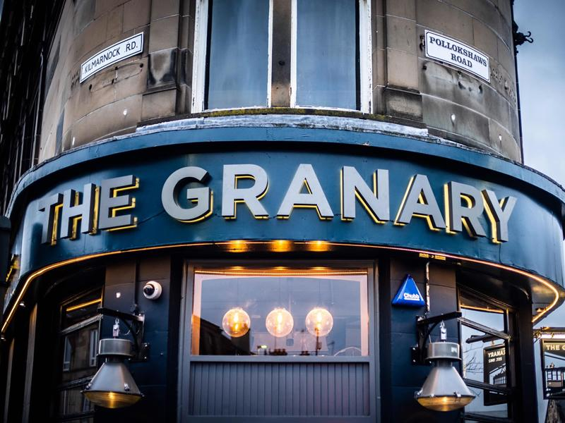 The Granary Glasgow South Side Whats On Glasgow