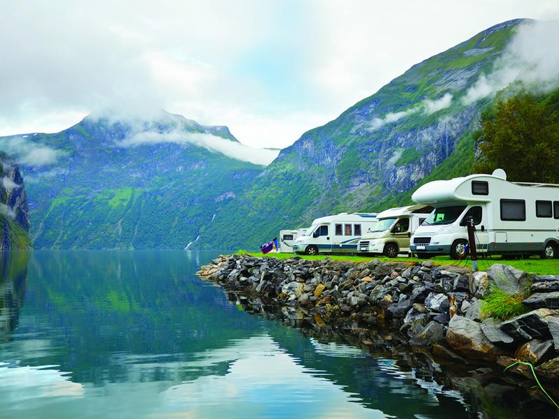 The Scottish Caravan, Motorhome & Holiday Home Show goes online