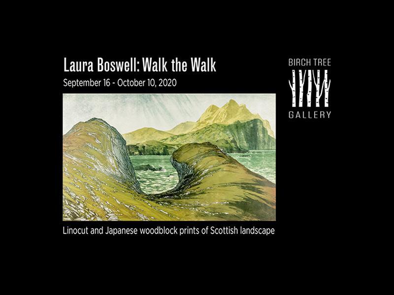 Laura Boswell: Walk the Walk