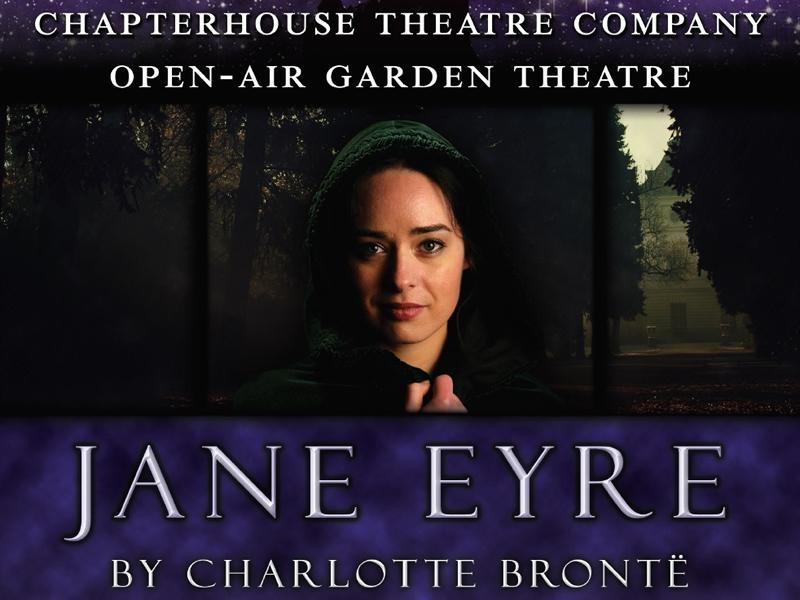 Chapterhouse presents Jane Eyre at Pollok House - POSTPONED