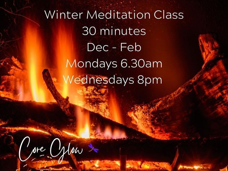 Winter Meditation Class