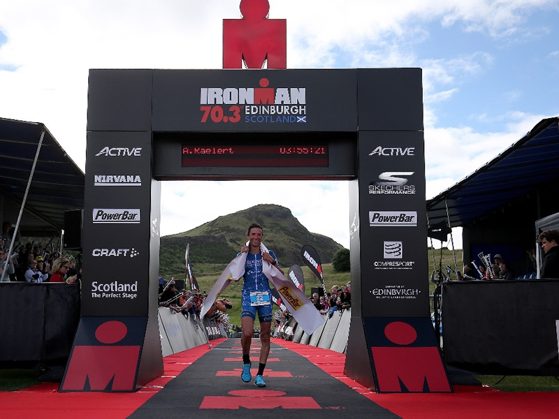 IRONMAN 70.3 Edinburgh Offers Qualification to Two World Championships
