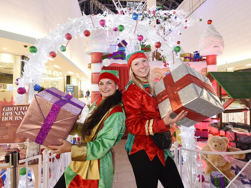 The most wonderful time of year arrives at St. Enoch Centre!