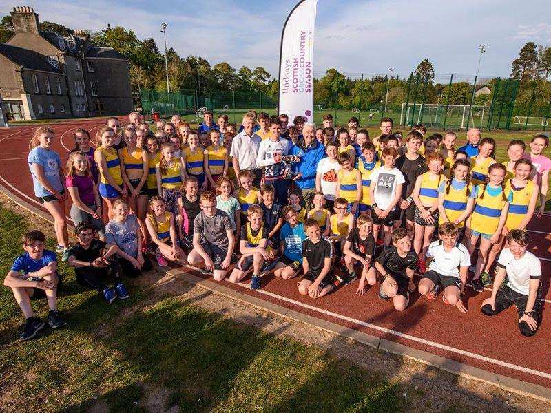 Giffnock North Athletics Club