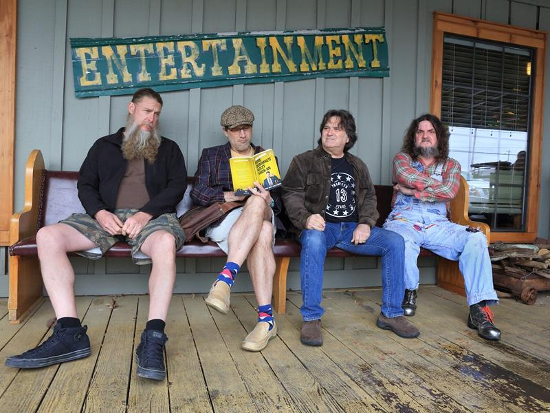 Hayseed Dixie Spree Party