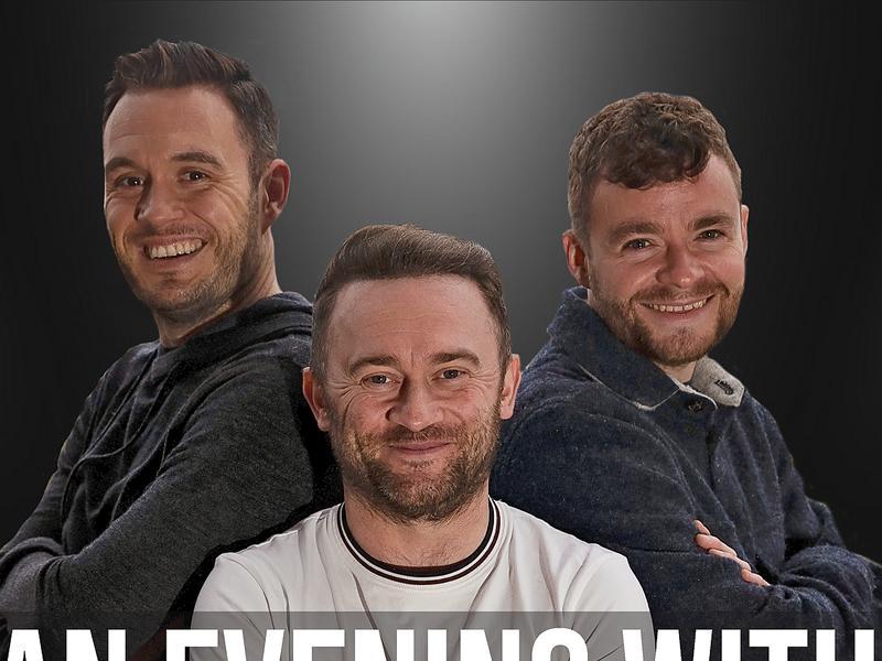 An Evening with River City actors Stephen Purdon, Scott Fletcher & Jordan Young