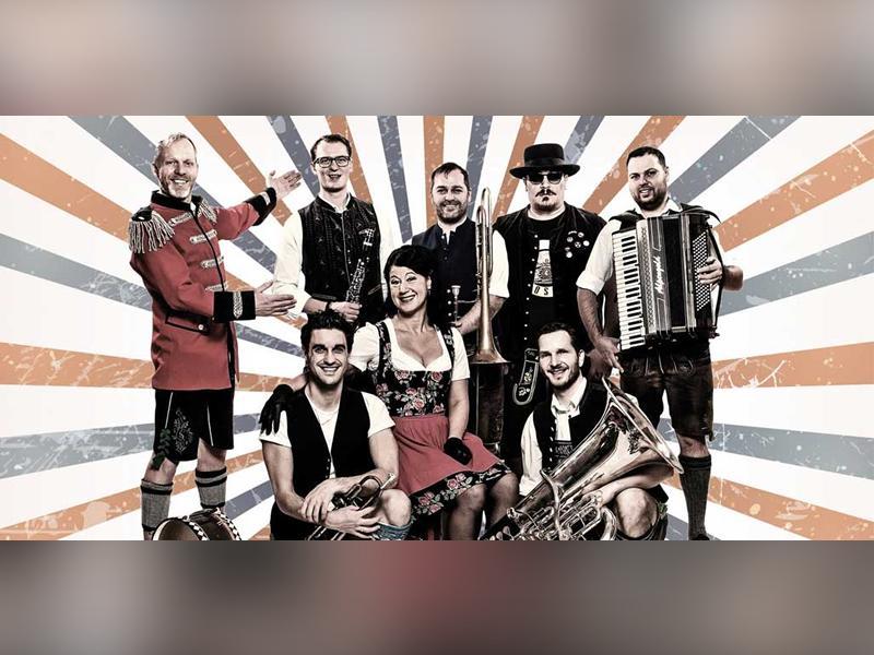 Heimatdamisch Bavarian Oompah Band