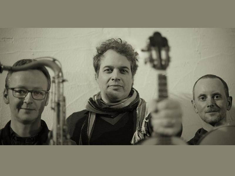 Mario Caribe's Boteco Trio