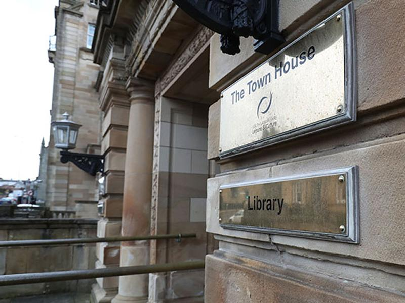 Four of the biggest libraries in South Lanarkshire have reopened