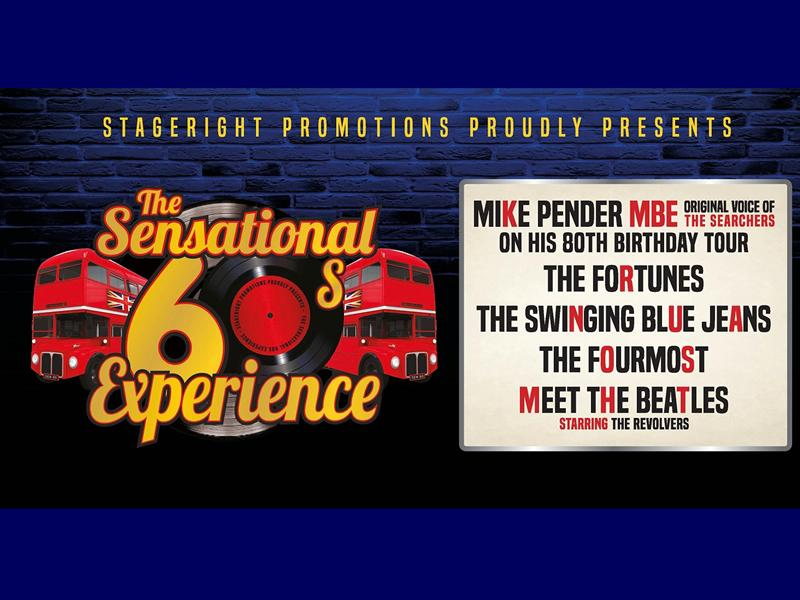The Sensational 60's Experience