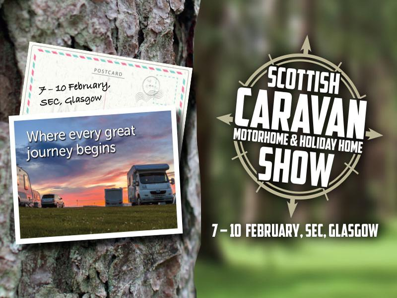 Scottish Caravan, Motorhome & Holiday Home Show Competition Terms & Conditions