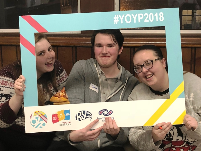 Young people ready to showcase year of youth led events