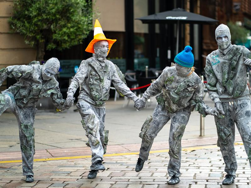 Successful sell out return for Merchant City Festival