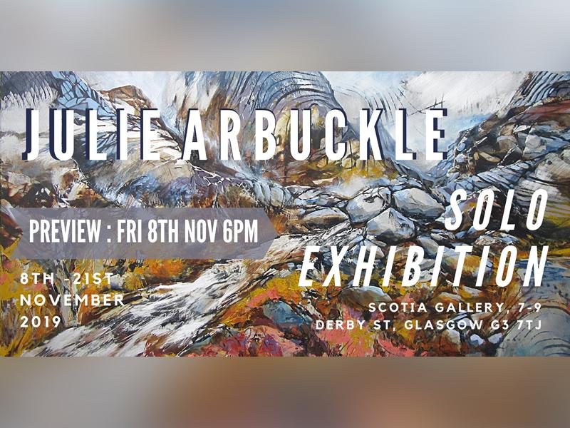 Violet & Green presents Julie Arbuckle Solo Show
