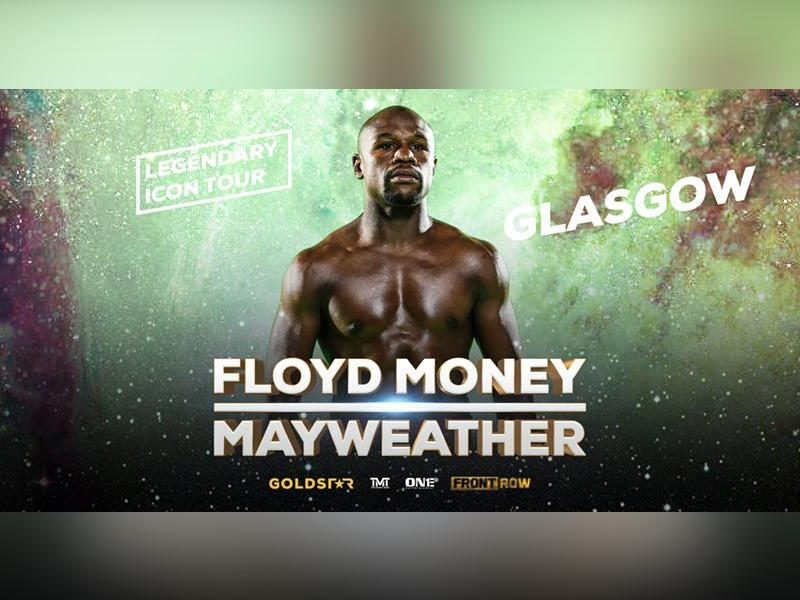 An Evening With Floyd Mayweather